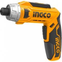 Отвертка аккумуляторная Ingco Industrial CSDLI0801