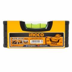 Уровень 10 см с магнитами INGCO INDUSTRIAL HMSL03101
