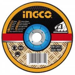 Абразивный шлифовальный диск по металлу 125 мм INGCO MGD601251